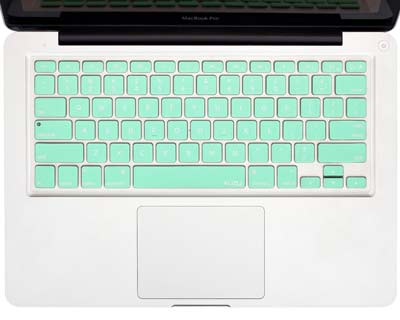 4. Kuzy Keyboard Cover