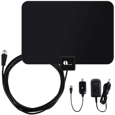 2. Amplified HDTV Antenna by 1byone