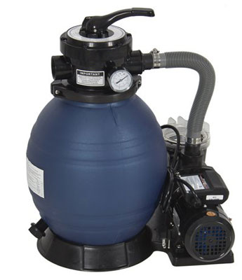 3. Best Choice Products 2400GPH 10000GAL Pool Pump