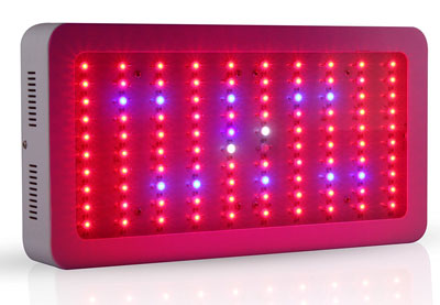 7. Galaxyhydro LED Grow Light (300w)