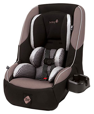 10. Safety 1st Chambers Guide Convertible Car Seat