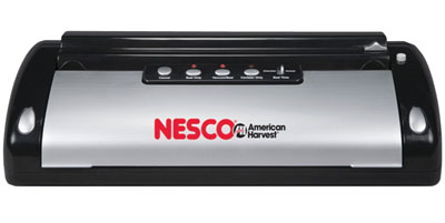 3. Nesco VS-02 Vacuum Food Sealing System