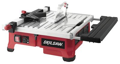 8. SKIL 3350-02 7-Inch Saw with HydroLock Water Containment System