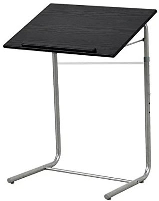 6. Green Forest Simple Portable Laptop Desk