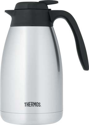 2. Thermos Stainless Steel Carafe