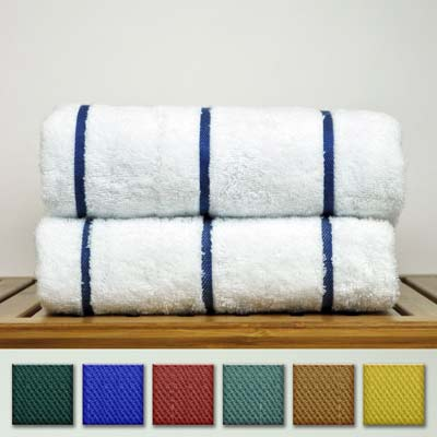 2. Luxury Hotel Towel