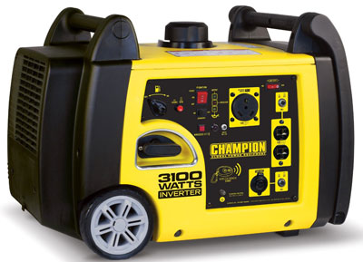 2. Champion Power Equipment Portable Inverter Generator (75537i)