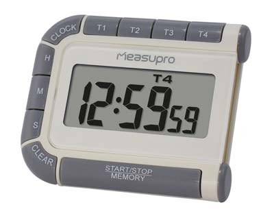 10. MeasuPro Digital Timer (CCT400)