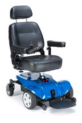 2. Invacare Power Wheelchair