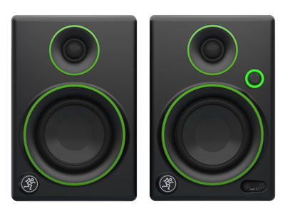 5. Mackie CR Series CR3 Creative Monitors