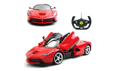 2. RASTAR Radio Remote Control Model Car