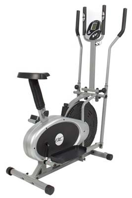 5. Best Choice Products Elliptical Machine