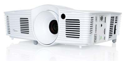 10. Optoma HD26 3D DLP Home Theater Projector