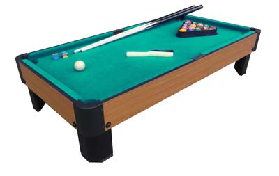 6. Playcraft Sport Bank Pool Table
