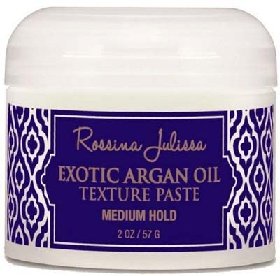 2. Rossina Julissa Argan & Coconut Oil Hair Paste