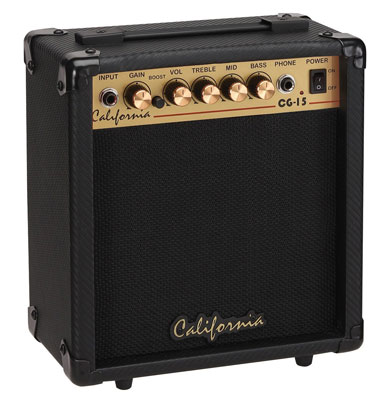 8. California Amps Guitar Combo Amplifier