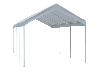 5. 10 x 20-Feet Outdoor Carport by Abba Patio  sc 1 st  Ahjoo & Top 10 Best Outdoor Shelter Canopies for Sale in 2019 Reviews