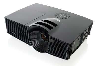 3. Optoma HD141X Home Theater Projector