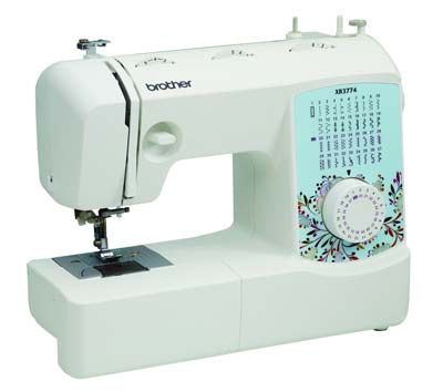 2. Brother XR3774 Sewing & Quilting Machine