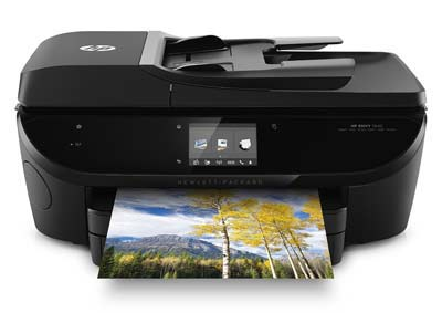 8. HP Envy 7640 Photo Printer