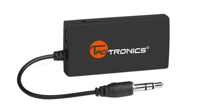 9. TaoTronics Portable Bluetooth Transmitter