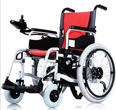 5. BEIZ Electric Power Wheelchair