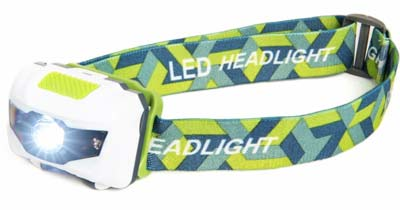 5. LED Headlamp