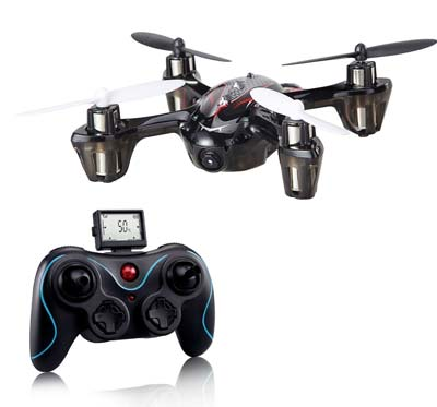 8. Holy Stone Mini RC Quadcopter (F180C)