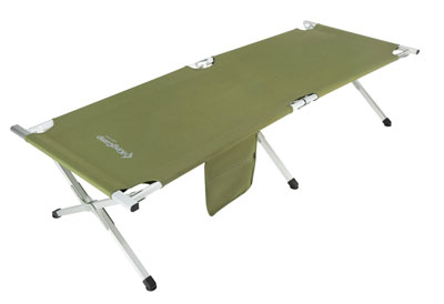7. KingCamp Camping Bed