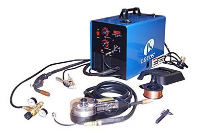 6. Lotos Technology MIG175 Mig Welder