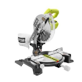 10. Factory-Reconditioned Ryobi ZRTS1345L Miter Saw