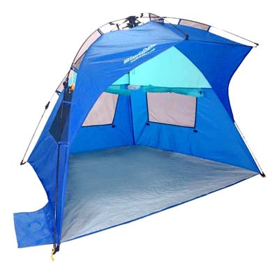 7. EasyGo Shelter Umbrella Tent