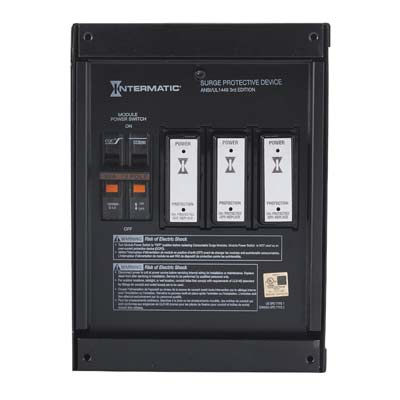 1. Intermatic Whole Home Surge Protection Device (IG2240-IMS)