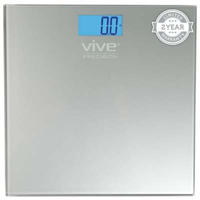 4. VIVE Digital Bathroom Scale