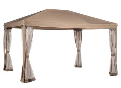 8. Abba Patio Canopy (10x12 Feet)