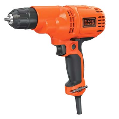 4. Black and Decker DR260C Corded Power Drill