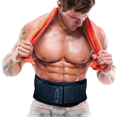 3. Iron Bull Strength Waist Trimmer Belt