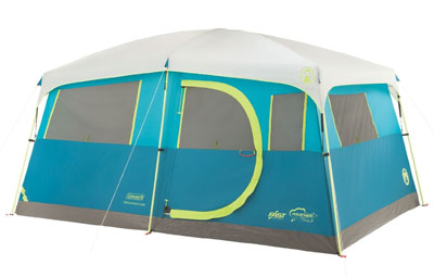 8. Coleman 8-Person Cabin Tent with Closet