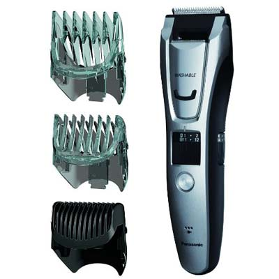 10. Panasonic ER-GB80-S Body and Beard Trimmer