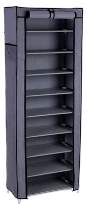 5. SONGMICS 10-Tier URXJ10G Shoe Rack