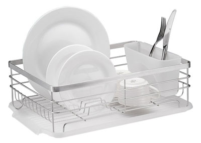 1. Neat-O Stainless Steel Chrome Dish Drying Rack