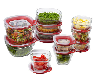 Top 10 Best Kitchen Food Storage Containers in 2018 Reviews