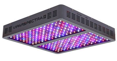 3. VIPARSPECTRA LED Grow Light (1200W)