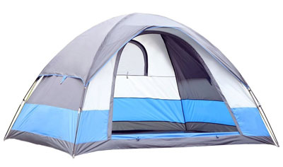 5. SEMOO 5 Person Tent for Camping