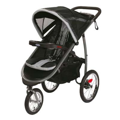 3. Graco Jogger Stroller (Fastaction Fold)