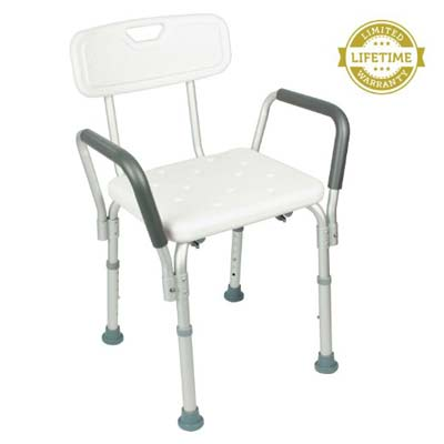 5. VIVE Shower Chair