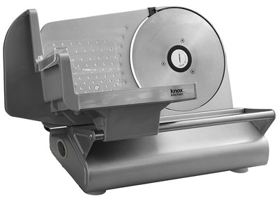 "6. Knox Meat Slicer with 7.5"" Smooth Blade"