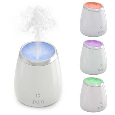 1. PureSpa Deluxe Ultrasonic Aromatherapy Diffuser