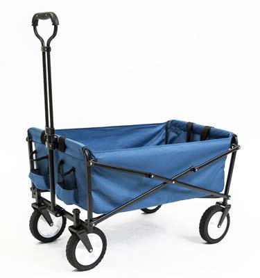 4. Seina Folding Utility Wagon