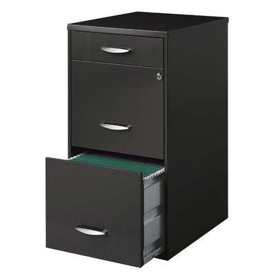 1. CommClad 3-Drawer Vertical File